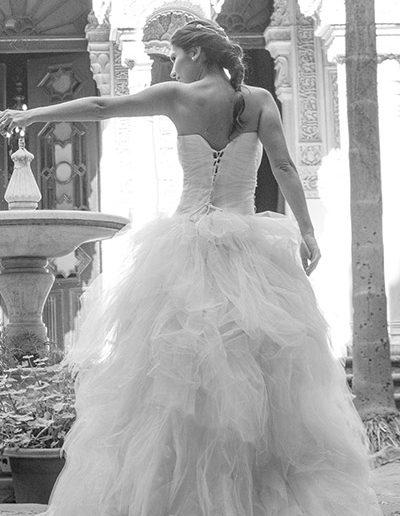 galería fotos vestidos - modelo princesa | yennynovias.cl