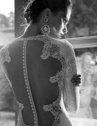 galería fotos vestidos - modelo sirena yennynovias.cl