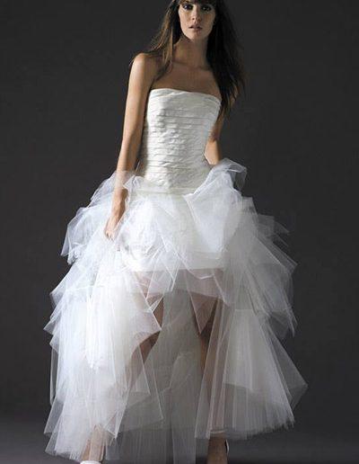 galería vestidos - modelo asimétricos | yennynovias.cl